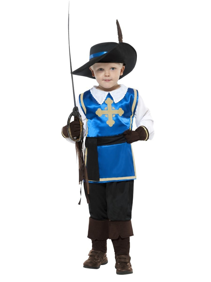 Musketeer Child Costume - Child