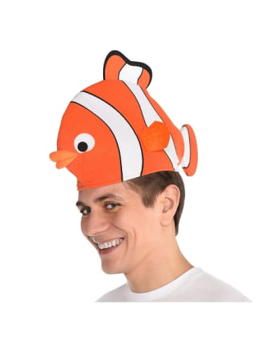 Nemo Clown Fish Novelty Hat  Dancewear Australia