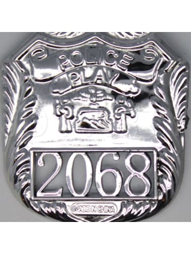 Police Badge Novelties