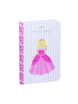 Princess Notebook  Dancewear Australia