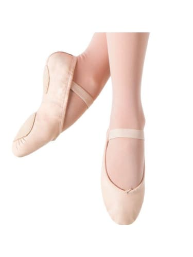 PROLITE II LEATHER WOMENS BALLET FLAT (Split Sole)  Dancewear Australia
