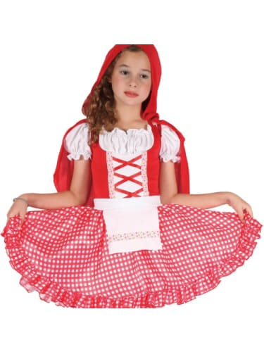 Red Hood Girl  Dancewear Australia