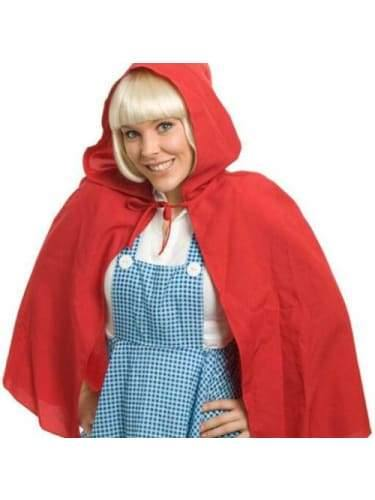 Red Riding Hood Cape  Dancewear Australia