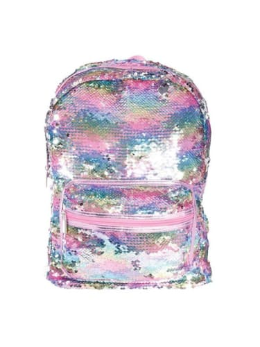 Reversible Sequin Backpack - Pearlescent  Dancewear Australia