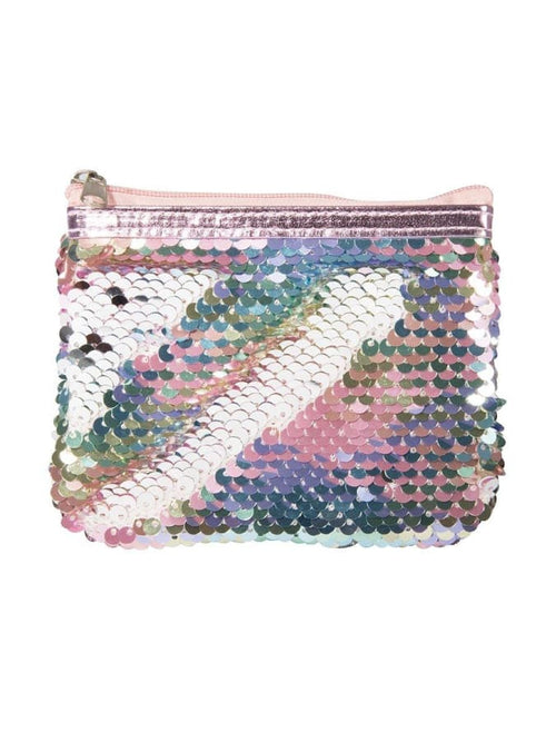 Reversible Sequin Coin Purse  Dancewear Australia
