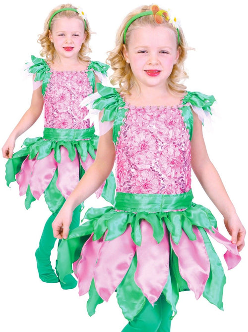 Forest Fairy toddler costume