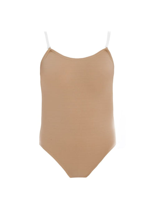 Seamless Convertible Body Stocking (Leotard) - Child  Dancewear Australia