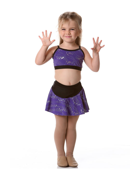 Sequin Crop Top  Dancewear Australia