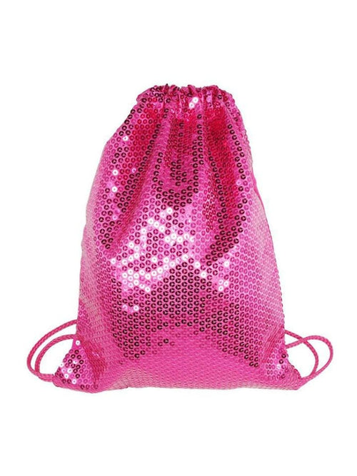 Sequin Drawstring Bag / Shoe Bag  Dancewear Australia