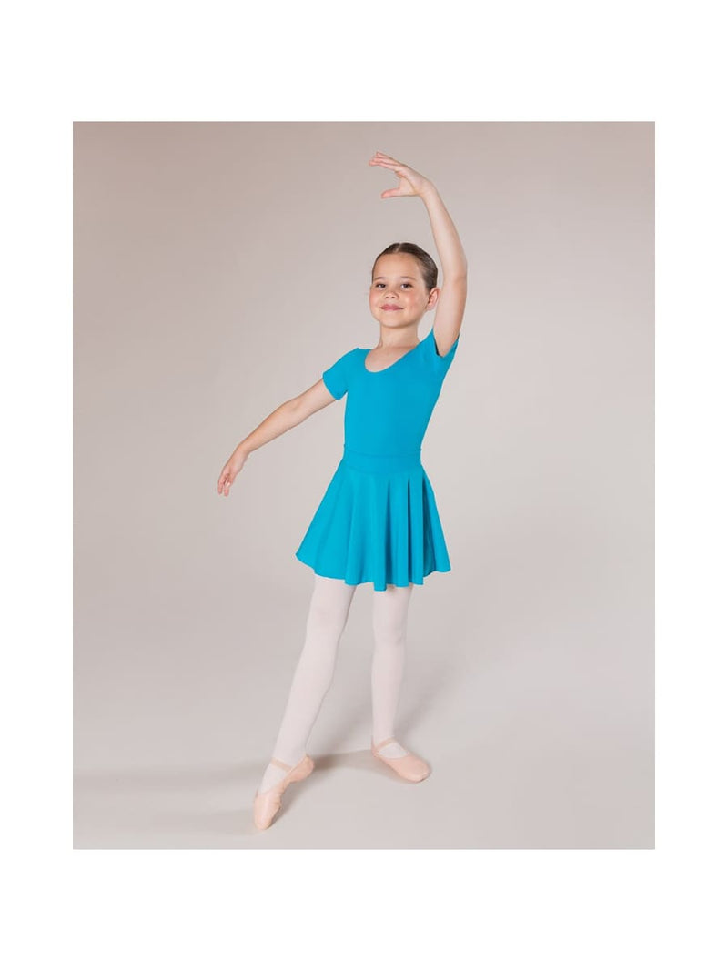 Short Sleeve Jesse Leotard  Dancewear Australia