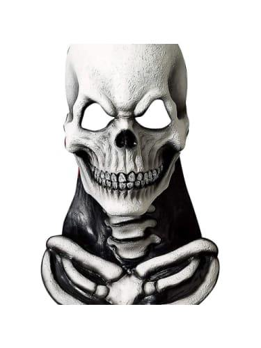 Skeleton Mask with Chest  Dancewear Australia