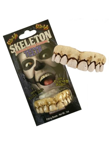Skeleton Teeth