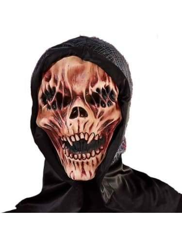 skull mask with hood  Dancewear Australia
