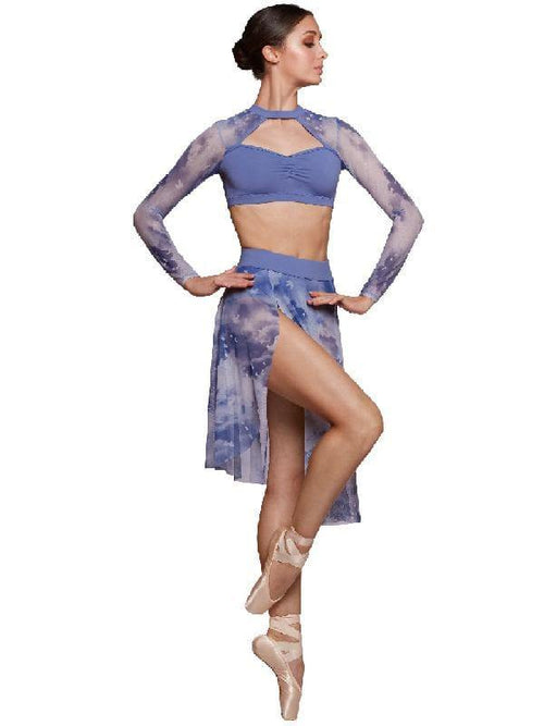 Skylar Crop Top  Dancewear Australia