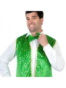 St Patricks Day Vest & Bow Tie Set  Dancewear Australia
