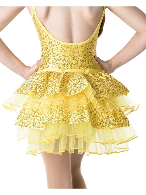 Stepping Out Bustle (Detachable Skirt)  Dancewear Australia