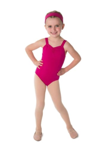 Wide Strap Leotard, Child, TCL03 Studio 7  Dancewear Australia