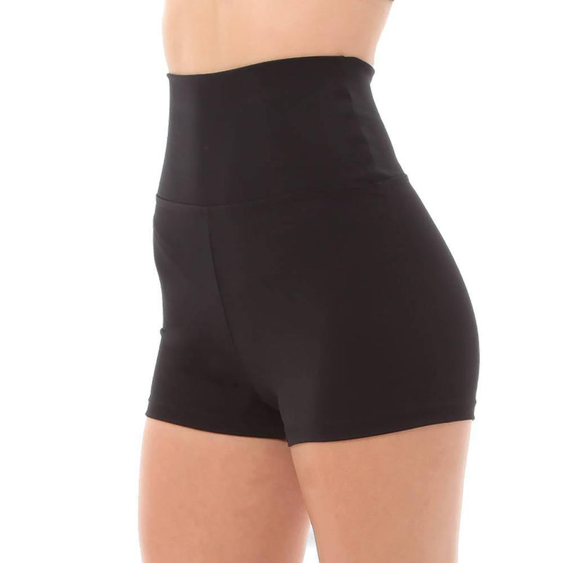 High Waist Shorts -Capezio Child