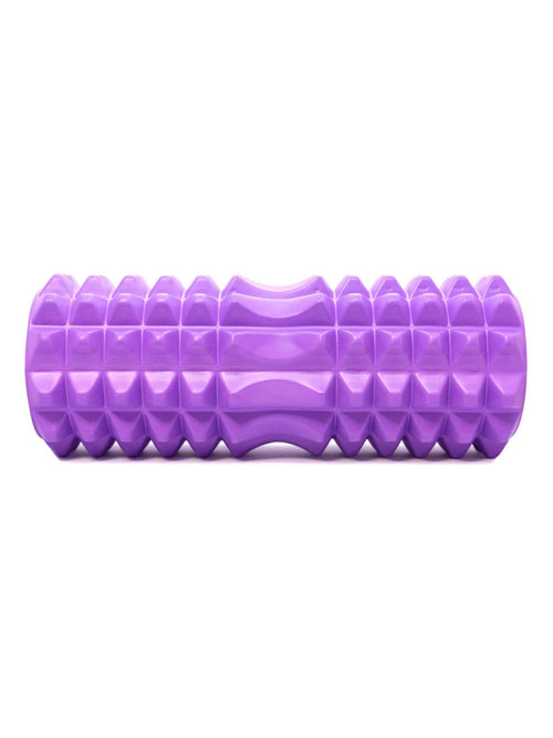 Textured Foam Roller Purple Mad Ally  Dancewear Australia