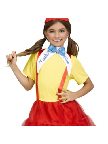 Tweedle Dum Dee Tween 12-14 Costume Sale