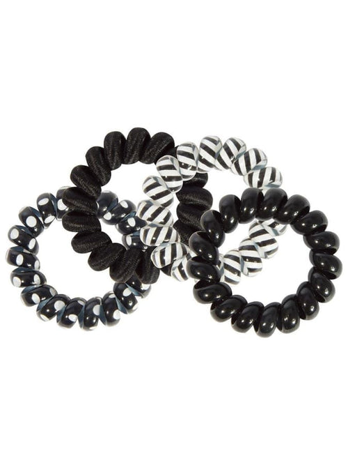 Pretty Twisted Hair Ties  Dancewear Australia
