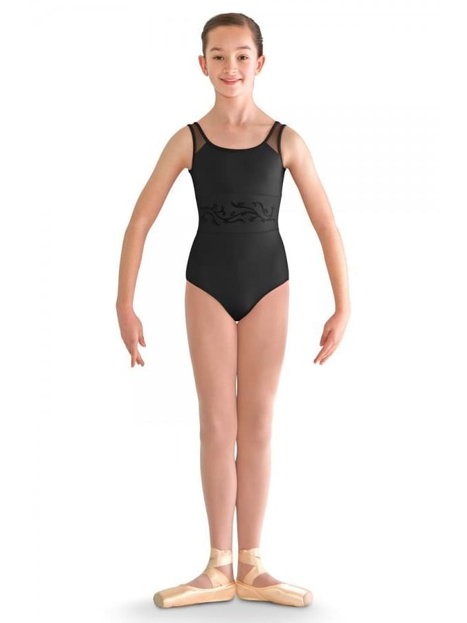 "Vine ""Kamille"" Tank Leotard -Child  Dancewear Australia"
