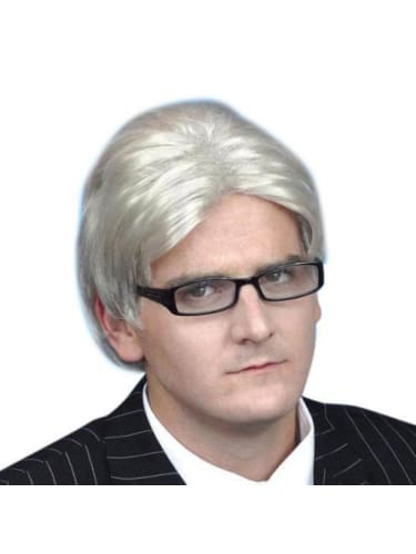Wig - Grey Current Affairs Host  Dancewear Australia