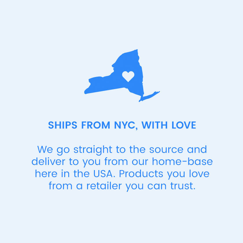 Bottles and Burps - Ships from NYC with Love
