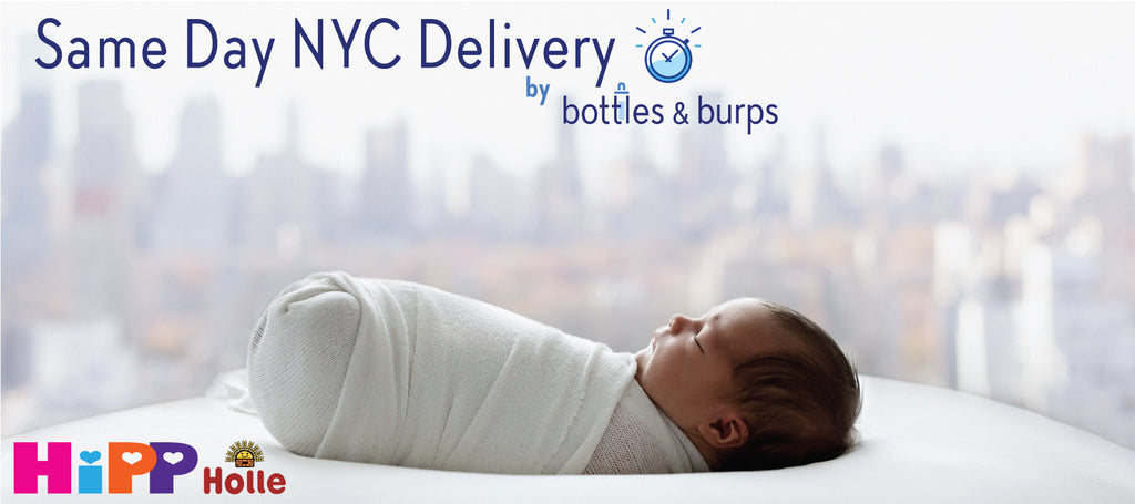 HiPP and Holle Same Day Delivery New York City Organic Formula
