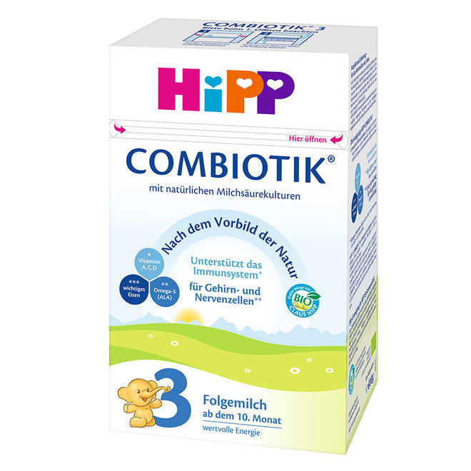 HiPP COMBIOTIK Stage 3 (GERMAN VERSION)
