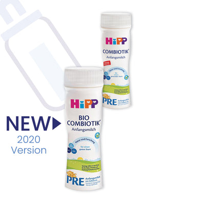 6 Pack HiPP Ready-to-Feed Stage PRE Combiotic Formula (200ml) - German