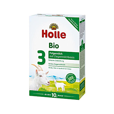 UGLY BOX Holle Goat Milk Stage 3 Organic Formula (400g)