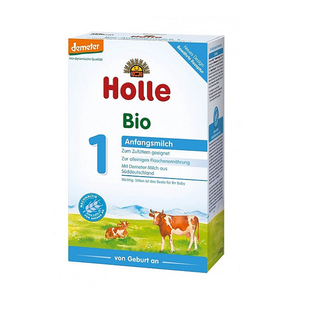 HOLLE STAGE 1 400G (GERMAN VERSION)