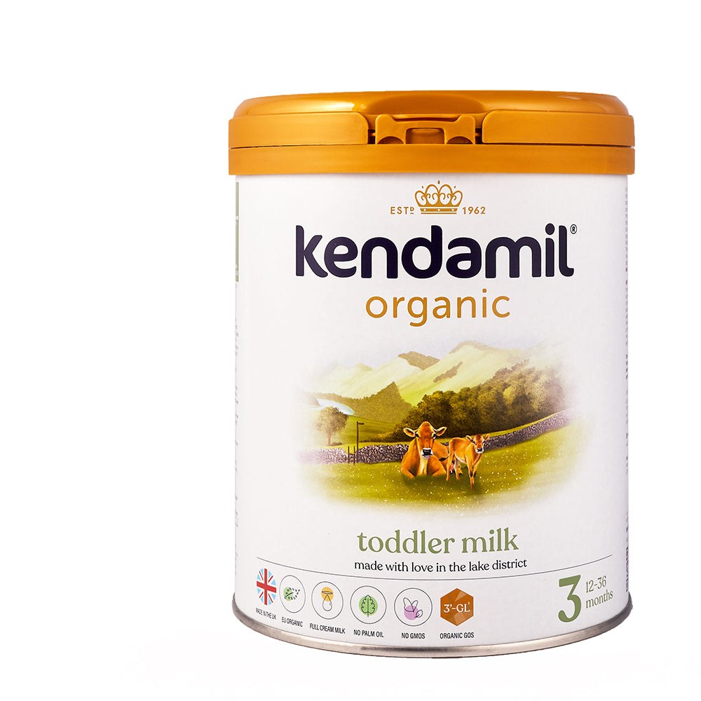 Kendamil Stage 3 (12-36 Months) Organic Toddler's Milk (800g)