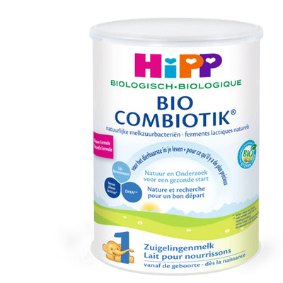 HiPP Stage 1 Organic Infant Formula 0-6 Months (800g) - Dutch