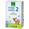 Lebenswert Stage 2 Organic Infant Milk Formula (500g)