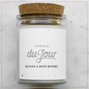 Friday: Books & Bath Bombs
