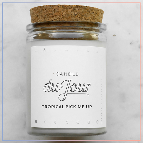 Tuesday: Tropical Pick Me Up