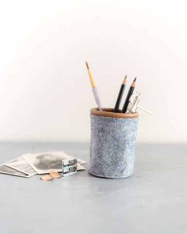 Felt Pencil Caddy