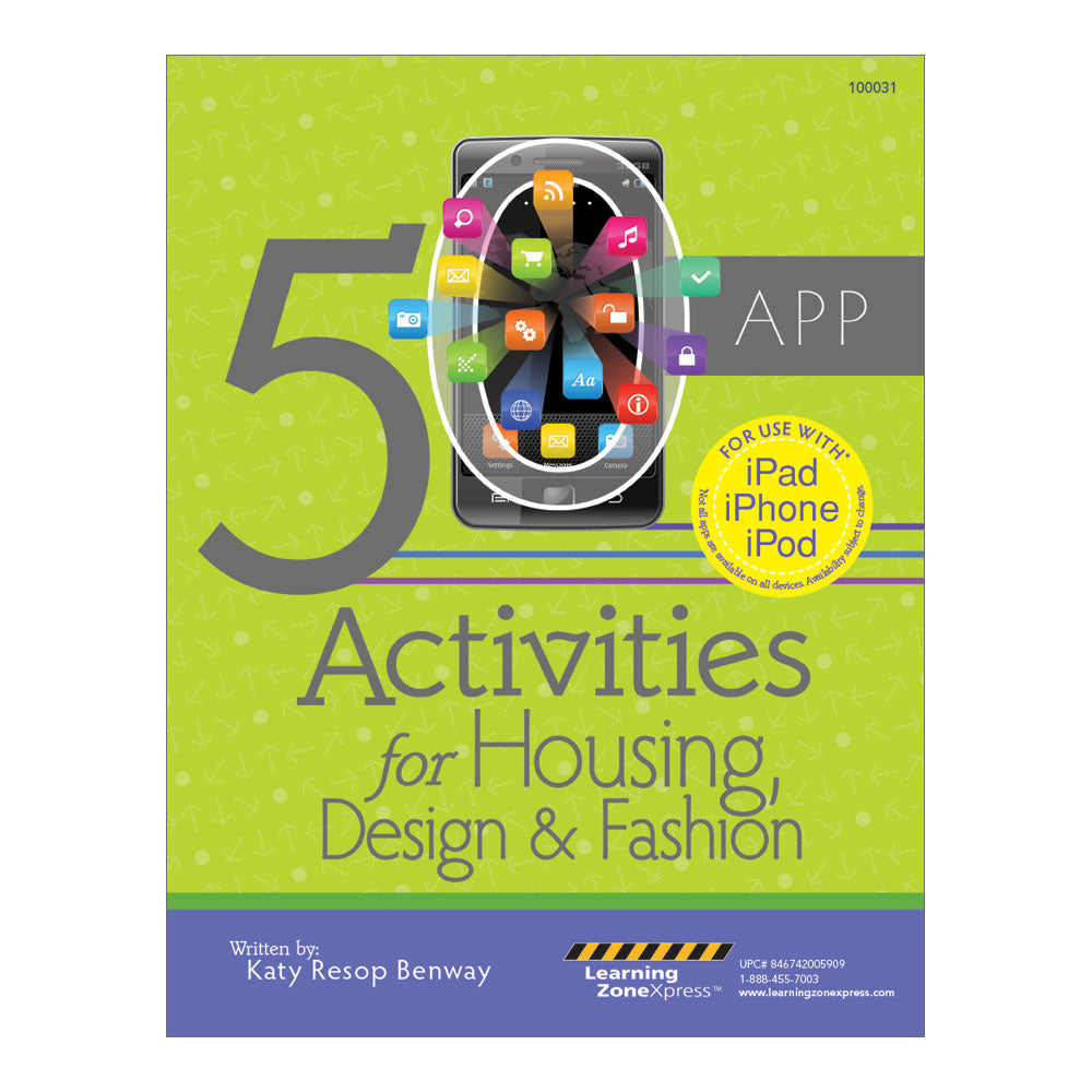 50 App Activities for Housing, Design & Fashion