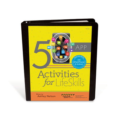 50 App Activities for Life Skills