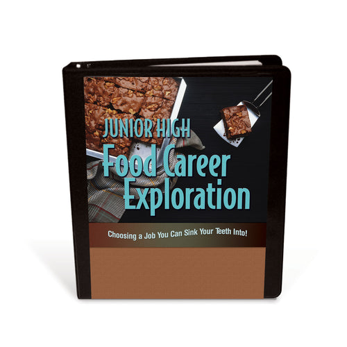 Food Career Exploration Curriculum/Video