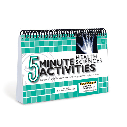 5 Minute Health Sciences Activities