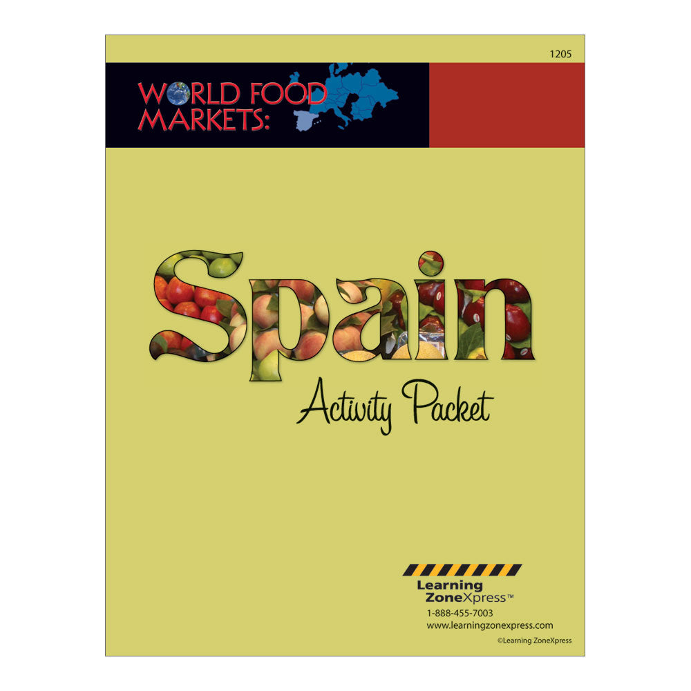 World Food Markets: Spain Activity Packet