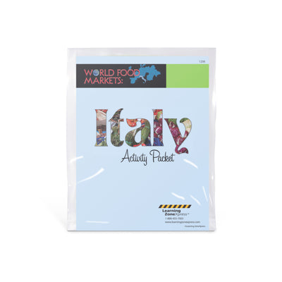 World Food Markets: Italy Activity Packet