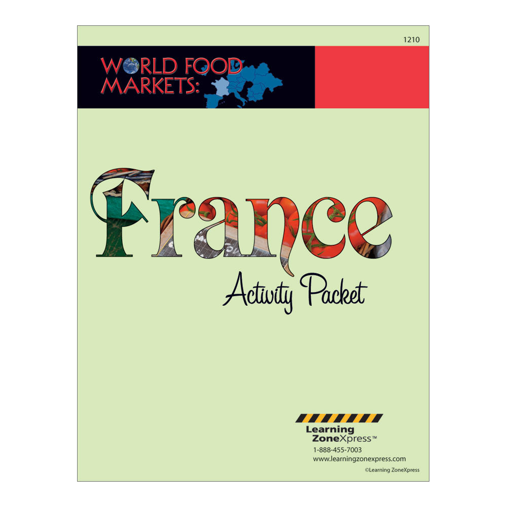 World Food Markets: France Activity Packet