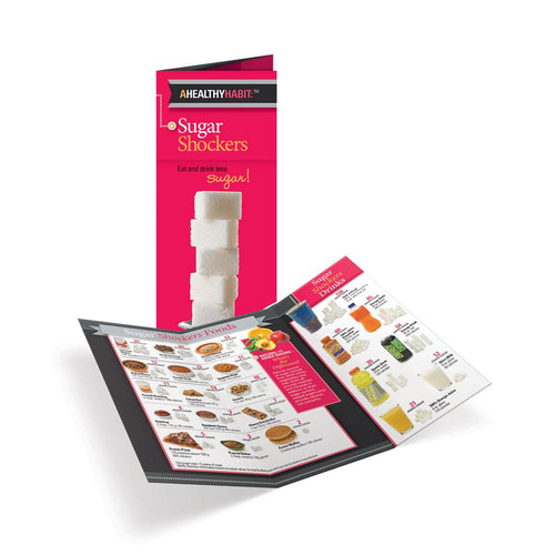 Sugar Shockers™ Tri-Fold Brochures