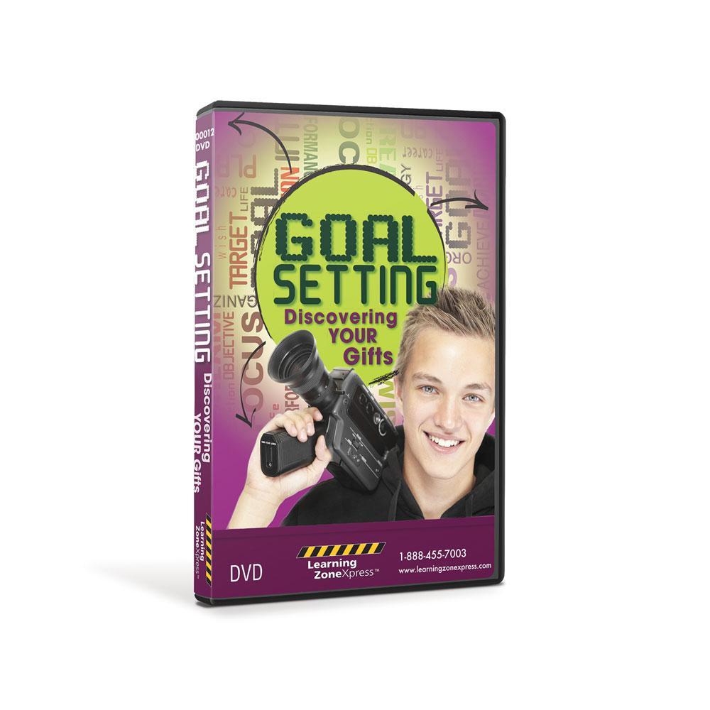 Goal Setting: Discovering Your Gifts DVD