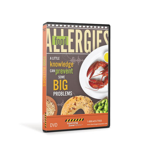Food Allergies DVD