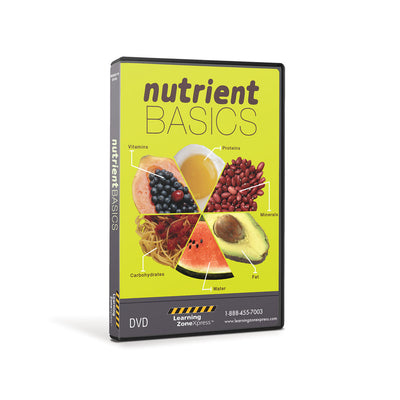 Nutrient Basics DVD